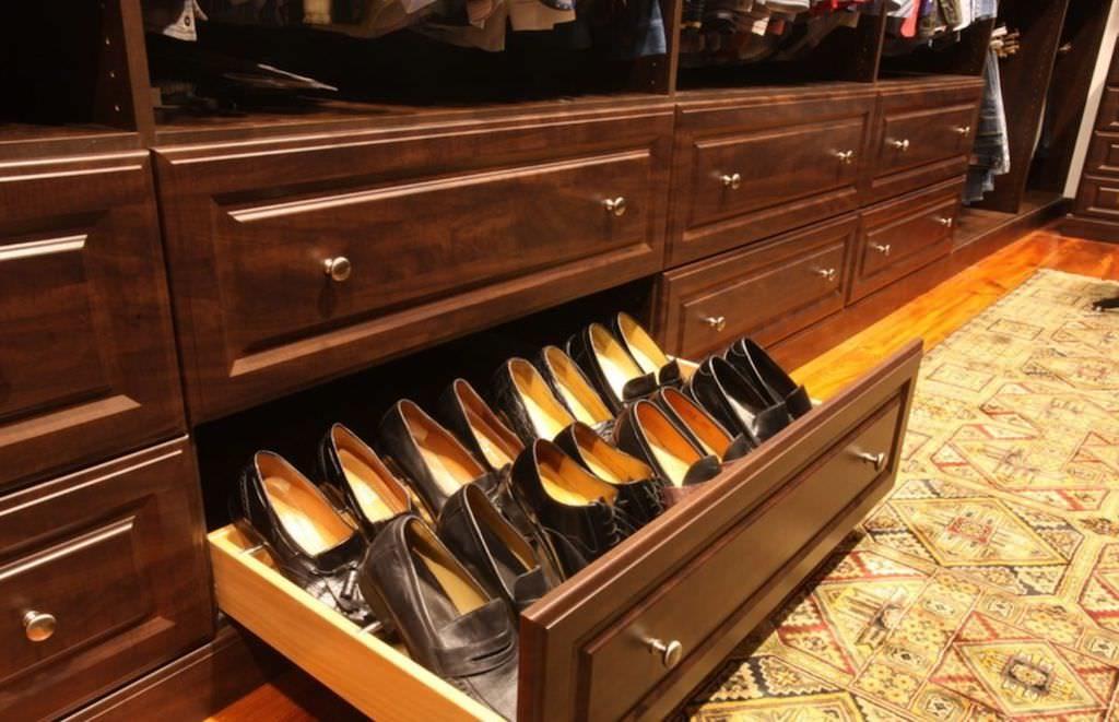 革靴の悩み