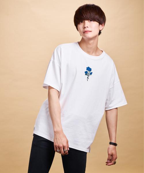 WEARISTA KEI × COOOPER 別注 バラシシュウビッグTシャツ