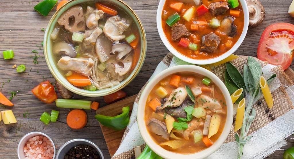 シンガポールの美味しいスープショップ「Soup Spoon(スープスプーン)」