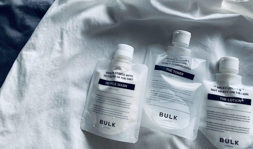 洗顔・化粧水・乳液は3つで1つ。スキンケアの基本は3ステップ