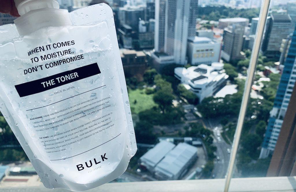 【2分でわかる】バルクオムの化粧水の効果と成分とは?男性の肌のニキビ対策や保湿力の効果をチェック