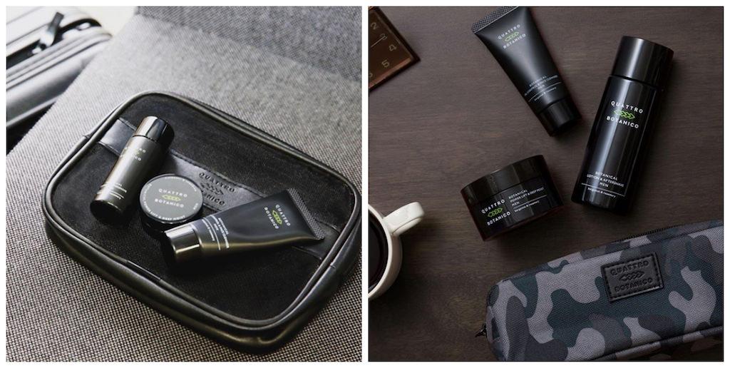 クアトロボタニコは高級ブランド顔負けのスタイリッシュなデザインがカッコいい!