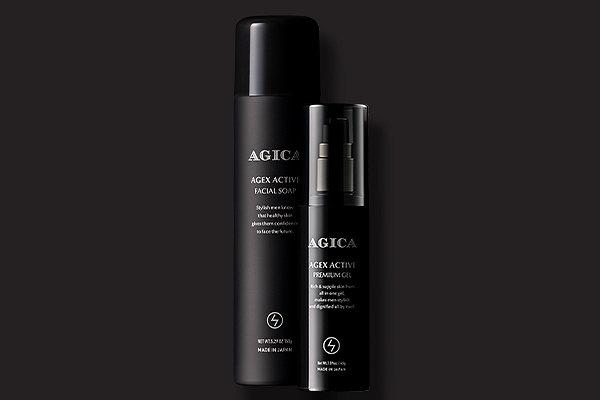 ニキビ改善におすすめメンズオールインワン化粧水:AGICA(アジカ)メンズ オールインワン ジェル