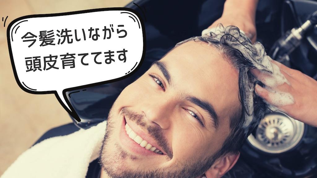 スカルプシャンプーで頭皮のケア=頭皮を健康な状態にしよう!